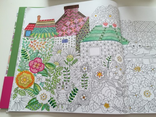 Galerry hidden nature a coloring escape for grown ups
