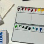 ホルベイン透明水彩 やさしい水彩の時間